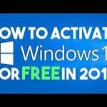 How To Activate windows 10 all editions without any software