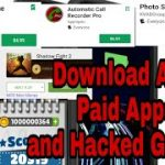 How to Download All Paid Apps and Games Free.