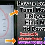 How to Download Hd Tamil Movie Pc Game Android Game Android