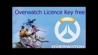 OVERWATCH FREE How to get OVERWATCH License KEY - Free Game Cheats