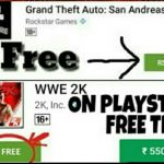 How to Download Playstore Paid GAMES APPS for FREE