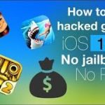 How to Download hacked games for iOS 10.3 without jealbreak or