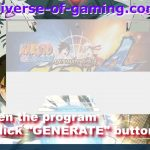 NARUTO: ULTIMATE NINJA STORM 4 – Serial Key Generator (PCX1PS4