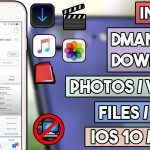 New Install DManager Download PhotosVideosFilesMusic (NO
