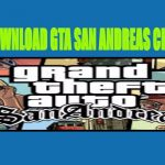 how to download cheat menu for gta san andreas pc