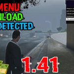 GTA 5 PC Online 1.41 Free Mod Menu – Gradient w Money Hack