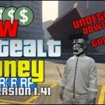 GTAV PC Online 1.41 New Stealth Money Hack UNDETECTED FREE