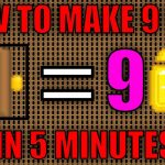 HOW TO MAKE 9 WLS IN 5 MINUTES – Growtopia (EASY METHOD 2017)
