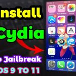 How to Install iCydia Get ++ Apps Paid Apps Movie Apps