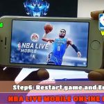 NBA Live Mobile hack on pc – NBA Live Mobile game free download