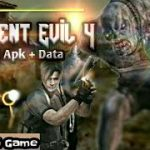 Resident Evil 4 Mod Apk (cheat game saved) link download ada di