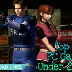 Top 10 Best PC Games Under 200 MB – High Compressed File – With