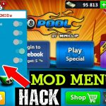 Wow 8 Ball pool hack mod menu unlimited cash coins No Root-8