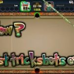 8 ball pool trickshots indirect Highlights ft. My hatty Xd
