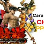 Cara Pasang Cheat PPSSPP (Tekken 6 Cheat) Link Download ada di