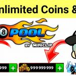 Get Unlimited Coins and Cash Daily In 8 Ball Pool.