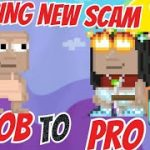 Growtopia He scammed over 100dls (NEW SCAM) LVL 80 GUY