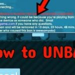 Growtopia How to UNBAN on android ALL VERSIONS