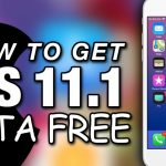 How To Get iOS 11.1 BETA FREE – No Computer – No Developer With