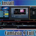 How to Download and Install Camtasia Studio 9 Full Version for