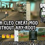 How to download GTA San Andreas highly compressed in 230 Mb.