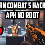 Modern Combat 5 v2.8.0 Hack Mod Cheat Apk No Root 2017 – God