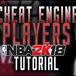 NBA 2K18 PC Cheat Engine Edit Player Table