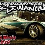 Need For Speed Most Wanted Unlimited Nitros Cheat 100