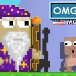 PUBLIC LEGENDARY WIZARD (PRANK) Growtopia