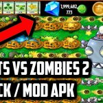 Plants vs Zombies 2 v6.4.1 Hack Mod Cheat Apk No Root –