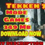 Tekken 7 For Android APK + ISO Free Download ppsspp Redmi 3S