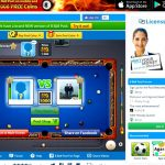 updated 8 Ball Pool Line Hack – 2017 PC