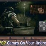 (2MB) Download all Your Favorite PSP Games on androidfor free.