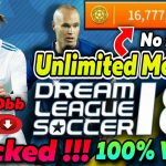 Cara Instal Dream League Soccer 2018 Mod Apk 5.00 Hack Coin