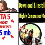 Gta 5 highly compressed pc game download with proof 4mb 100
