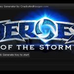 Heroes of the Storm Key Generator