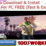 How To Download Install GTA V For PC FREE (Fast Easy)
