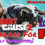 PC Download Just Cause 2Highly Compressed Game Easy