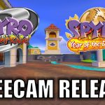 Spyro 23 Freecams Release + Tutorial (Cheat Engine)