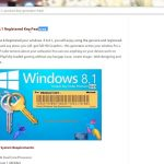 Windows 8.1 Product Key Generator 2015 6432 Bit Free Download