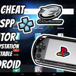 Cara Cheat Game di PPSSPP Android, Emulator PSP Playstation