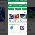 Download paid app game in play store