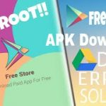 FREE STORE Apk Download DRIVE ERROR SOLVED