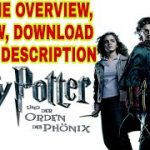 Harry Potter and the order of Phoenix full PC game review ,