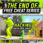 THE END OF CHEATING WITH FREE CHEAT SERIES…