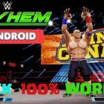 WWE MAYHEM HACK : Unlimited Gold and Cash Hack for iOSAndroid