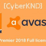 Avast Premier 2018 17.7 full license keys CyberKND