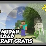 Cara Mudah download dan install game Minecraft Gratis 2018