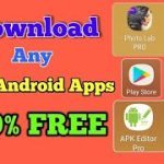 Download All Android Apps Free New Apps Store 2018