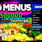 GTA 5 PC Online 1.42 Mod Menu – Unknown v1.3 wMoney Hack (FREE